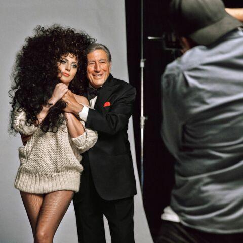 Lady Gaga chante Noël pour H&M avec Tony Bennett