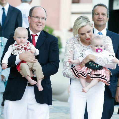 Jacques et Gabriella assistent au pique-nique annuel de Monaco