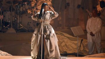 Rihanna, caméléon fashion aux MTV Video Music Awards