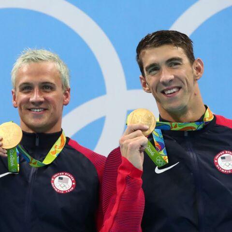 Michael Phelps revient sur la fausse agression de Ryan Lochte
