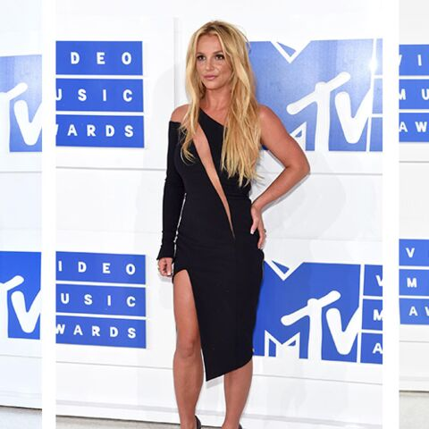 Beyoncé, Britney Spears et Kim Kardashian sur le tapis rouge des MTV Video Music Awards