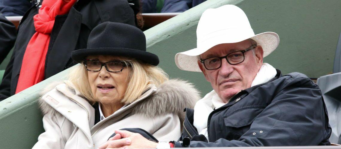 «J'aurais bien aimé que ca continue», les dernières confidences de Mireille Darc à son mari