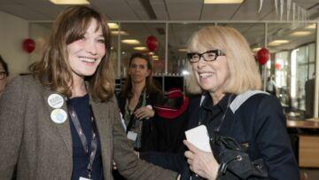 Mireille Darc a reçu la légion d'honneur en juin dernier des mains de Nicolas Sarkozy