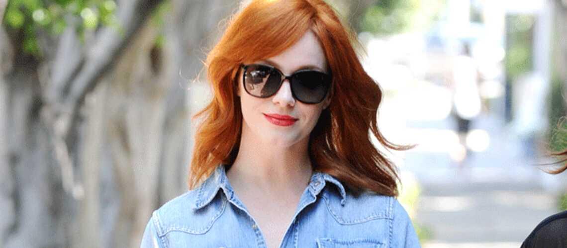 Shopping yoox – Denim attitude comme Christina Hendricks
