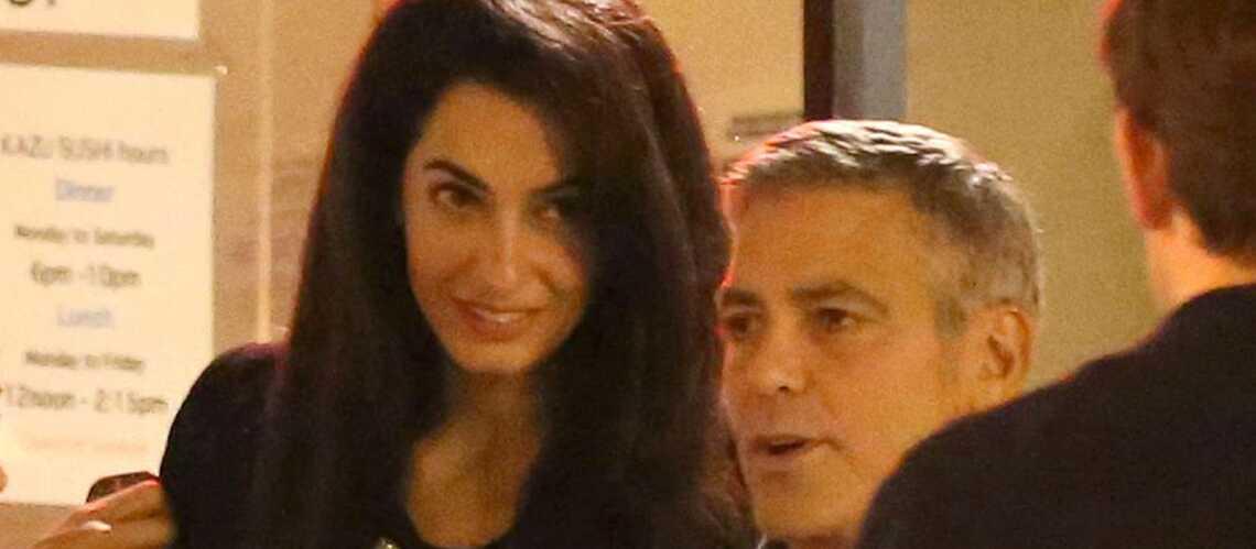 George Clooney: papa et maman ravis de ses fiançailles