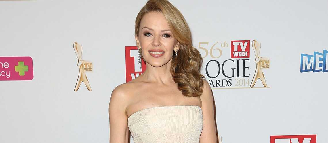 T'as le look…Kylie Minogue!