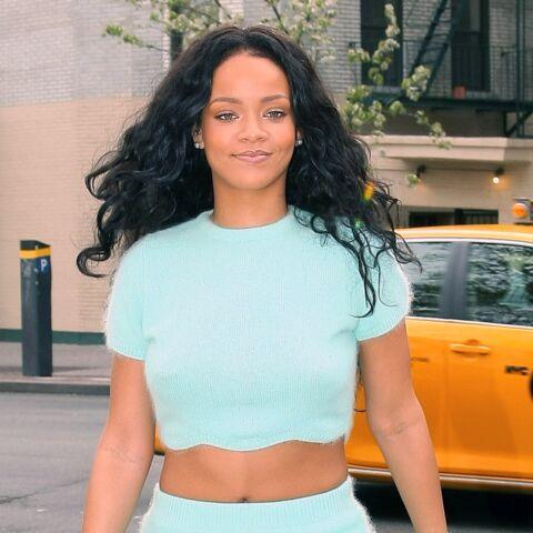 Rihanna topless en couverture de Lui