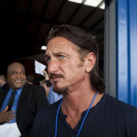 Sean Penn refuse de laisser tomber Haïti