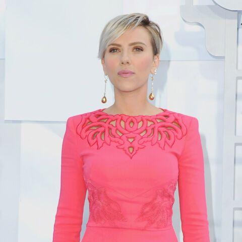Scarlett Johansson, mommy fêtarde