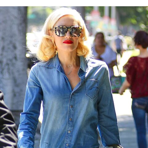 Gwen Stefani, Dakota Johnson, Lily-Rose Depp… Denim 100%