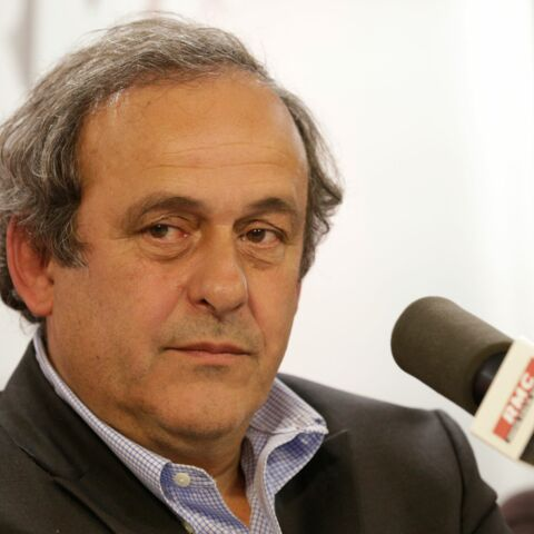 Michel Platini est en deuil