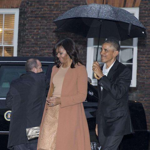 Michelle Obama, dame de style en Angleterre