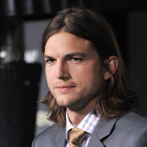 Ashton Kutcher en Europe avec sa nouvelle conquête