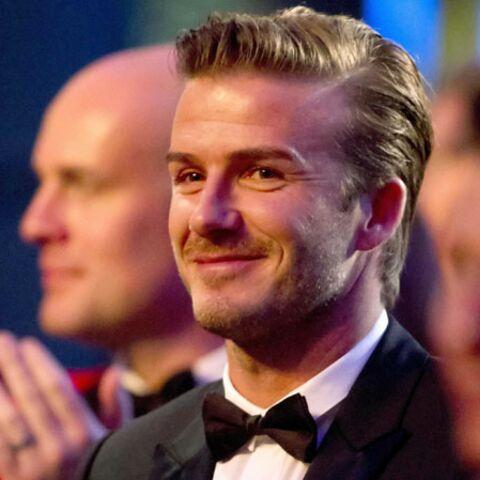David Beckham, aux petits soins avec sa sœur