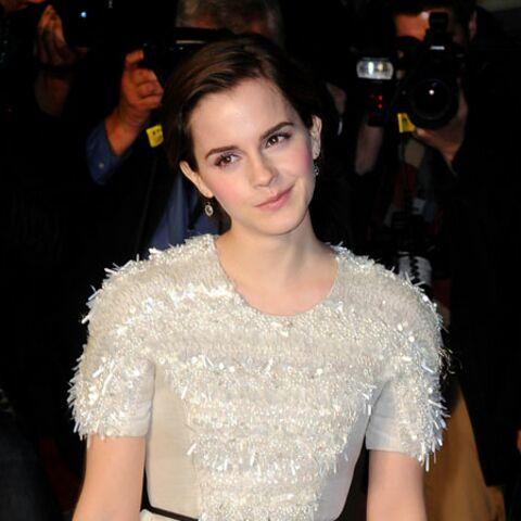 Emma Watson détrône Jennifer Aniston