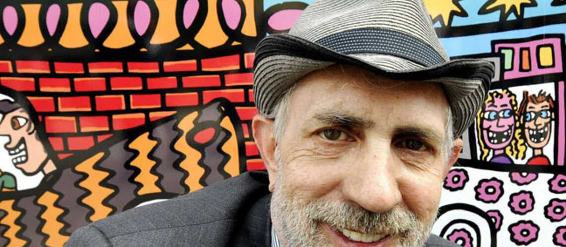 James Rizzi, artiste pop, est mort