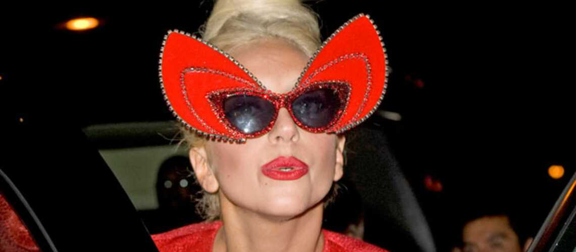 Lady Gaga, l'amour au grand jour