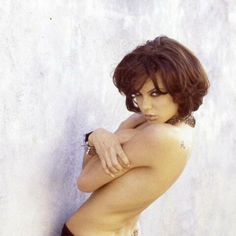 Angelina Jolie, le souvenir sexy