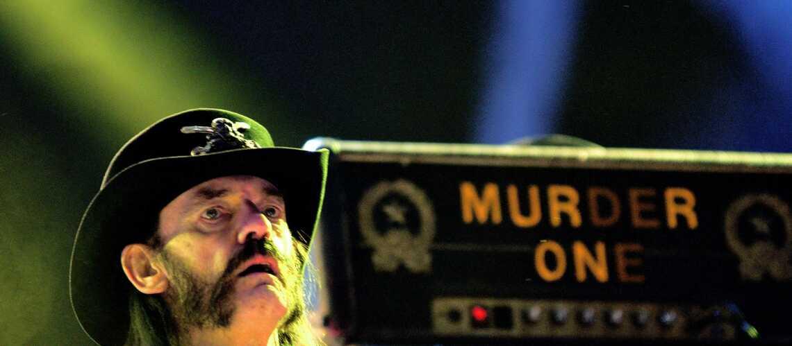 Lemmy Kilmister aura des funérailles 2.0