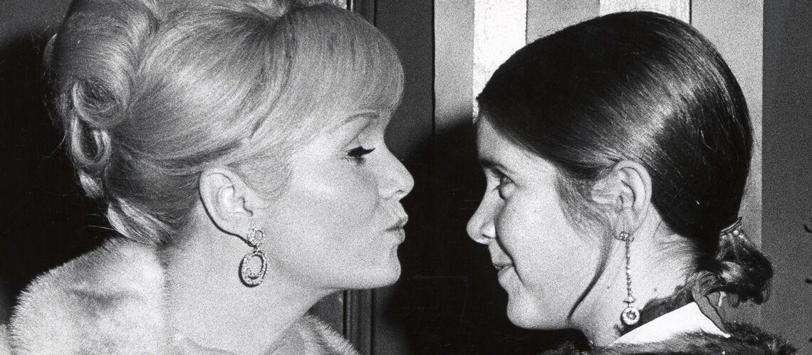 Debbie Reynolds, Zsa Zsa Gabor: la malédiction des mamans et actrices hollywoodiennes