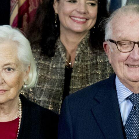 """La reine Paola de Belgique hospitalisée pour """"fracture vertébrale"""""""