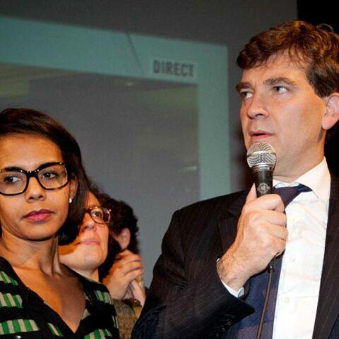 Clap de fin pour Audrey Pulvar et Arnaud Montebourg