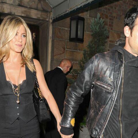 Jennifer Aniston veut se marier en Grèce