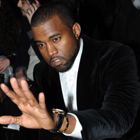 Kanye West pousse un nouveau coup de gueule