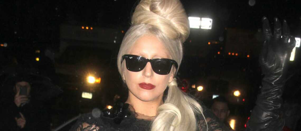 Lady Gaga dans Men in black 3: info ou intox?