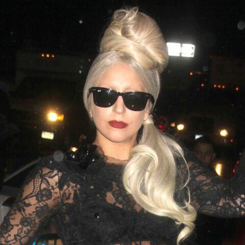 Lady Gaga dans Men in black 3: info ou intox?