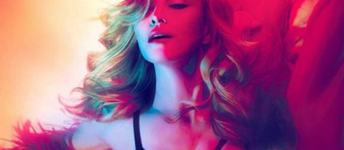 Madonna, un look très cocorico