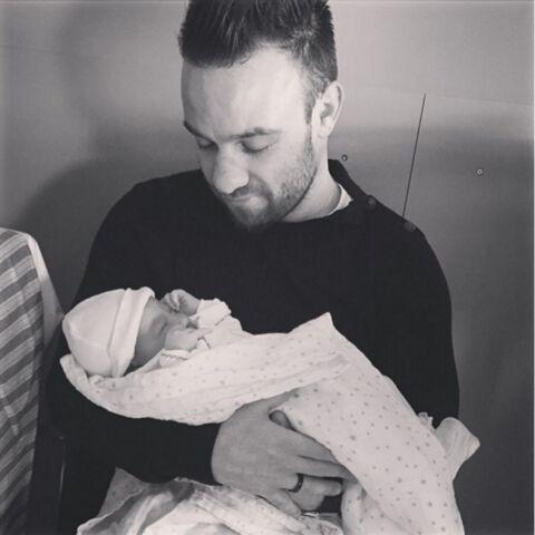 Mathieu Valbuena est papa pour la première fois