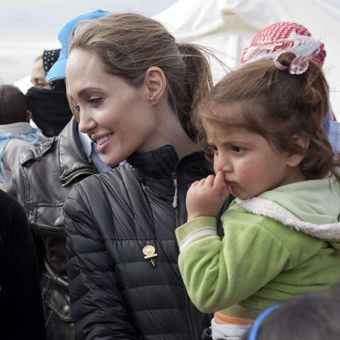Angelina Jolie attend-elle son septième enfant?