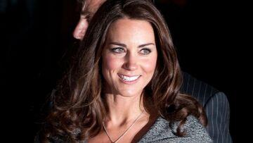Kate Middleton de retour à la National Portrait Gallery