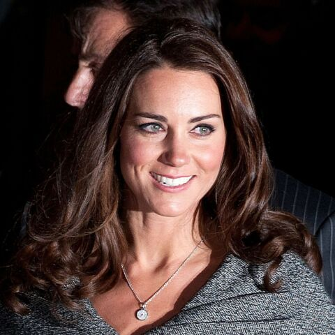 Kate Middleton de retour à la National Portrait Gallery