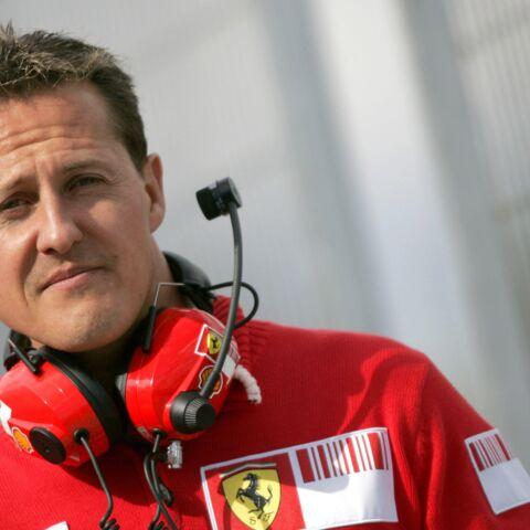 Lueur d'espoir pour Michael Schumacher
