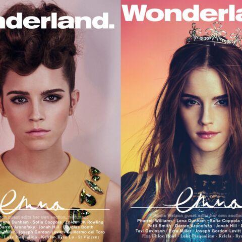 Emma Watson: ses deux visages