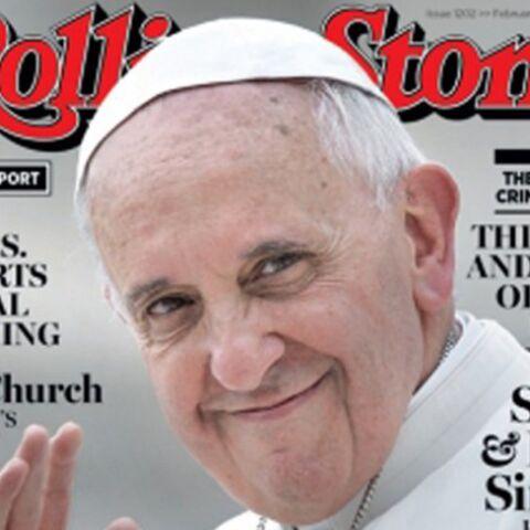 Le Pape à la une de Rolling Stone