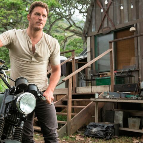 Chris Pratt dans la peau d'Indiana Jones