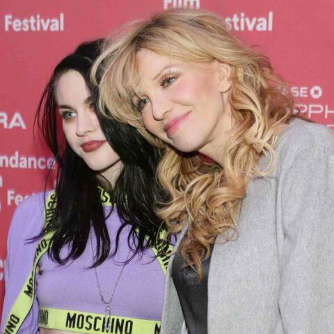 Courtney Love, femme enceinte irresponsable
