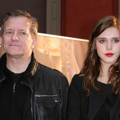 Francis Huster/Gaia Weiss: «Je t'aime, moi non plus»?