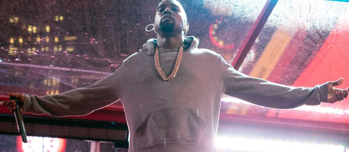 Kanye West et sa fille mis en scène par Spike Jonze