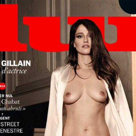 Marie Gillain ne cache pas ses seins