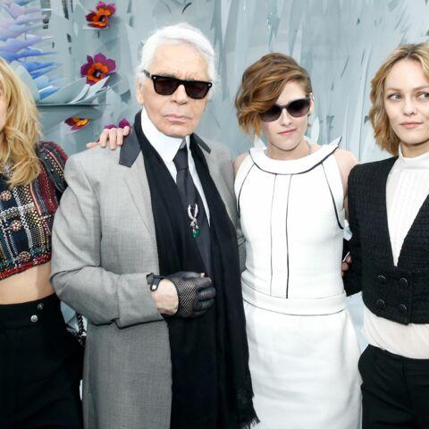 Vanessa Paradis, Kristen Stewart, Alice Dellal, l'affaire est dans le sac Chanel