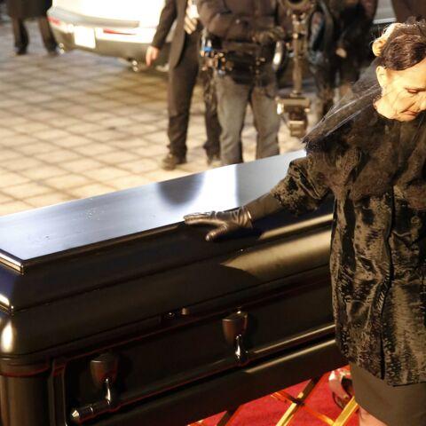 Où a été enterré René Angélil?