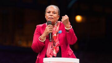 Christiane Taubira accueillie en vedette à New York