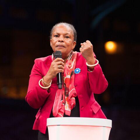 Christiane Taubira arrivée sous les huées, partie sous les applaudissements