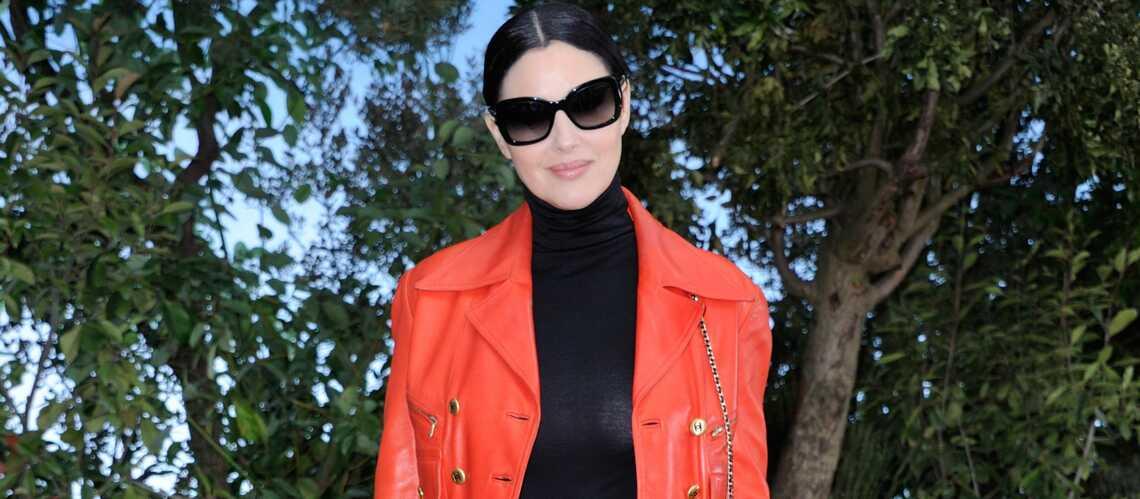 Fashion Week: Monica Bellucci, Julie Gayet, leçons de mode couture - Gala
