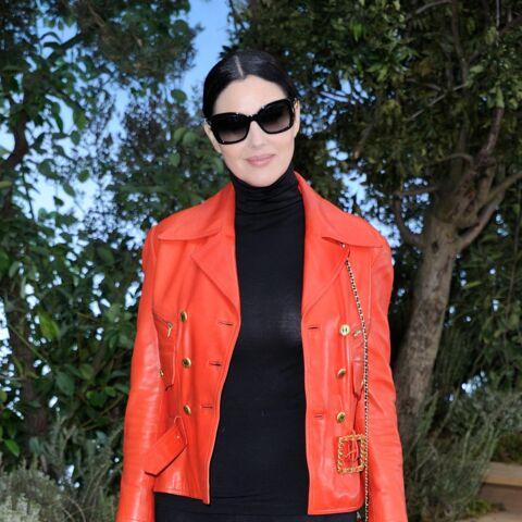 Fashion Week: Monica Bellucci, Julie Gayet, leçons de mode couture