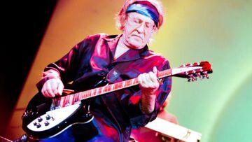 Paul Kantner, le guitariste de Jefferson Airplane, est mort